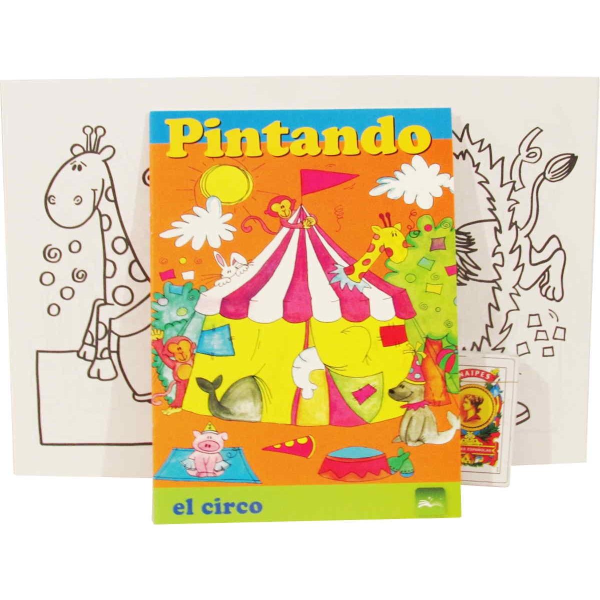 Perfecto Sello De Circo Para Colorear Cresta - Ideas Para Colorear ...